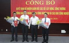Đà Nẵng bổ nhiệm 2 giám đốc sở và 1 trưởng ban