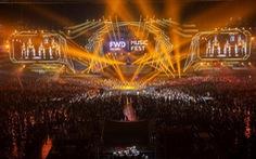 FWD Music Fest: sân khấu âm nhạc đỉnh cao của Việt Nam