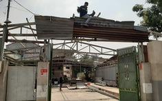 Phó chủ tịch HĐND quận Thủ Đức đã tháo dỡ nhà xây sai phép