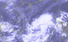 Áp thấp xuất hiện gần Biển Đông, khả năng thành bão