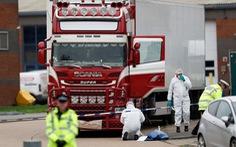 Cảnh sát Bỉ lại tìm thấy 12 di dân trong xe đông lạnh