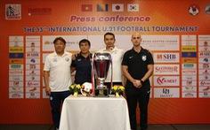 Gần 30.000 USD tiền thưởng ở Giải U21 quốc tế