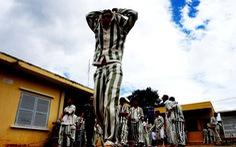 Phạm nhân phạm tội giết người trốn khỏi trại giam Đại Bình