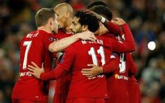 Dẫn trước Salzburg 3-0, Liverpool suýt trả giá vì sớm tự mãn