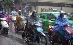 'Mưa vàng' giảm bớt ô nhiễm cho Hà Nội