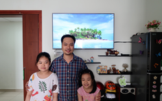 Hé lộ lí do TV Samsung được người tiêu dùng yêu thích hàng chục năm