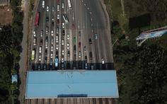 48.000 xe quá tải đi vô cao tốc bị buộc quay đầu