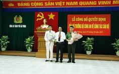 Hai giám đốc Công an Hải Phòng và Hải Dương 'đảo' vị trí cho nhau