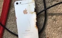 Điện thoại iPhone nổ lúc sạc, một người chết ở Lâm Đồng