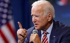 Ông Joe Biden: 'Ông Trump chơi trò bắt nạt vì sợ tôi!'