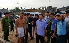 Chủ tịch Hải Phòng chỉ đạo 'nóng' vụ giang hồ cướp đất
