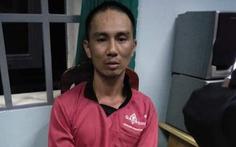 Phạm nhân tội giết người trốn trại bị bắt trên đường ra bến xe