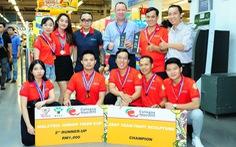 Đội đầu bếp Việt Nam thắng lớn trong cuộc tranh tài ẩm thực châu Á