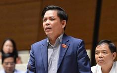 Bộ trưởng Nguyễn Văn Thể: Đến cuối năm giải ngân thêm 10.000 tỉ đồng