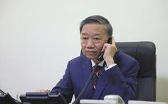 Bộ trưởng Tô Lâm: Việc xác minh danh tính 39 người chết tại Anh rất cấp bách