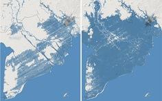 31 triệu người Việt sống trong ngập lụt vào năm 2050?