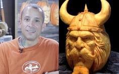 Video: Độc đáo điêu khắc bí ngô cho mùa Halloween