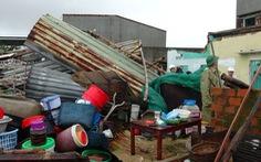 144 hộ gia đình ở Bình Định lâm cảnh 'màn trời chiếu đất'