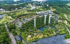 Có gì ở Forest In The Sky – tòa nhà vừa nhận giải công trình xanh được yêu thích?