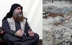 Video: Cuộc đột kích tiêu diệt thủ lĩnh IS Abu Bakr al-Baghdadi