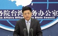Bắc Kinh nói Mỹ 'tự bắn vào chân mình' khi thông qua luật ủng hộ Đài Loan