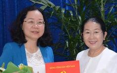 Bà Thái Thị Bích Liên giữ chức bí thư Quận ủy quận 4