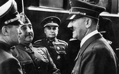 Trùm phát xít Hitler từng được đề cử Nobel hòa bình