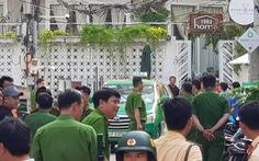 Vụ nhà 29 Nguyễn Bỉnh Khiêm: Thực nghiệm hiện trường, chuyển hồ sơ lên Công an TP.HCM