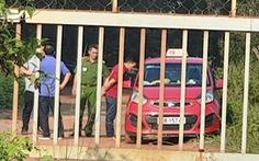 Nghi phạm kề dao vào cổ tài xế taxi khai do thất nghiệp, thiếu tiền
