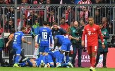 'Hùm xám' bị Hoffenheim 'bẻ nanh' ngay tại sào huyệt
