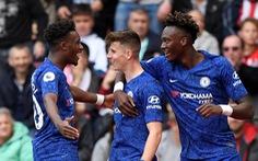 Hàng công bùng nổ, Chelsea thắng trận thứ hai liên tiếp