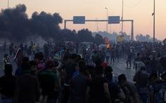 Biểu tình khắp nơi, hơn trăm người chết, Iraq hứa cải tổ