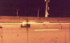 Quảng Nam: Thiệt mạng trên đường, nghi bị xe cán đứt lìa đùi