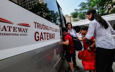 Bộ GD-ĐT đề nghị Bộ GTVT chủ trì xây dựng tiêu chuẩn xe đưa đón học sinh