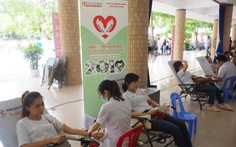 Sau TPHCM và Hà Nội, ngày hội hiến máu HD SAISON đã đến Đà Nẵng