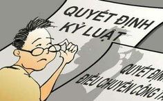 Kỷ luật chủ tịch, phó chủ tịch huyện Trà Bồng vì sai phạm khi tuyển giáo viên