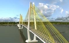 Đề xuất làm cầu Rạch Miễu 2 bằng vốn ngân sách cho nhanh