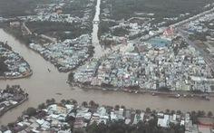 Video: Ngắm dòng sông Ngã Bảy ngày được quyết nghị lên thành phố