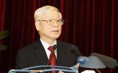Tổng bí thư, Chủ tịch nước đề nghị phân tích, dự báo về tình hình Biển Đông