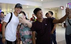 Văn Hậu: 'Lúc nào tôi cũng sẵn sàng thi đấu cho đội tuyển Việt Nam'
