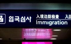 Hàn Quốc muốn ngăn tình trạng người nước ngoài phạm tội rồi bỏ trốn