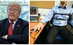 Ông Trump đòi dùng máy phát hiện nói dối tìm 'kẻ phản bội' trong Nhà Trắng