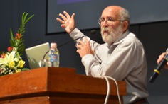 GS đoạt Nobel vật lý 2019 và những ngày 'truyền lửa khoa học' ở Việt Nam