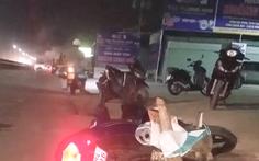 Truy đuổi trộm xe máy, trung úy công an té xe thiệt mạng
