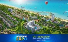 Novaland Expo tháng 12-2019 - Triển lãm BĐS quy mô hội tụ các thương hiệu