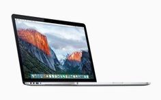 Từ 15-11, laptop Macbook Pro 15 inch được xách lên máy bay