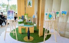 Hơn 10.000 người cùng vẽ giấc mơ xanh gây quỹ hoạt động môi trường
