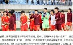 CĐV Trung Quốc thừa nhận: 'Bóng đá Trung Quốc thua kém Việt Nam'