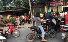 Nam thanh niên bị đâm tử vong ở tiệm cầm đồ