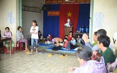 Phú Yên sơ tán hàng ngàn người dân đến nơi an toàn tránh bão